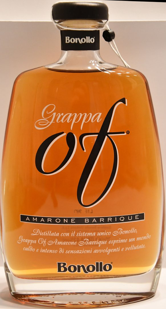Bonollo Grappa Amarone